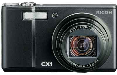 Ricoh_cx1_black_front