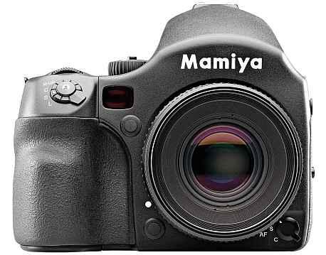 Mamiya DL33 medium format camera