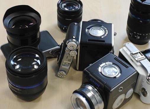 Samsung-prototypes-of-digital-cameras