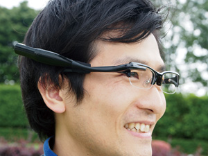 Olympus-wearable-glasses
