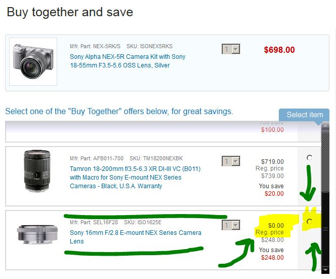 Sony-nex-buy-together-and-save-at-adorama